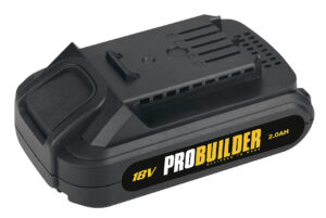 Aku Probuilder akutrellile 18V Li-Ion 2,0Ah