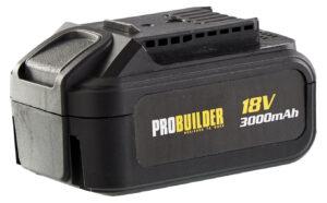 Aku Probuilder akutrellile 18V Li-Ion 3,0Ah
