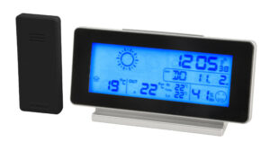 Ilmajaam Day digitaalse LCD-ekraaniga