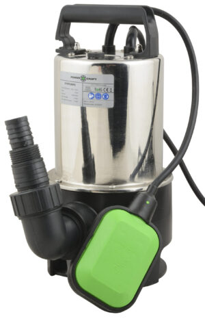 Veepump / tühjenduspump Grouw 12500L/h