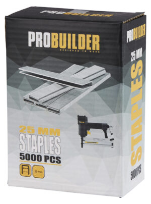 Klambrid Probuilder 25mm, 5000tk (art.69380, 66337le)