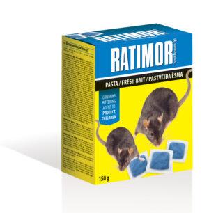 Hiire- ja rotimürk Ratimor pasta 150g