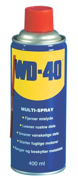 Universaalõli WD40 aerosool 400ml