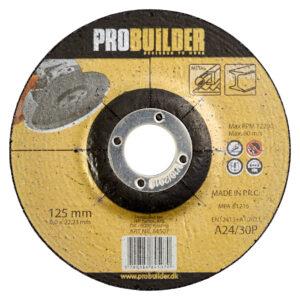 Lihvketas Probuilder 125x6x22,23mm