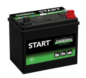 Aku muruniidutehnikale Start Green 28Ah 250A – +