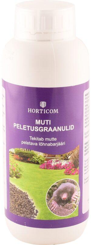 Mutipeletusgraanulid Horticom 1L
