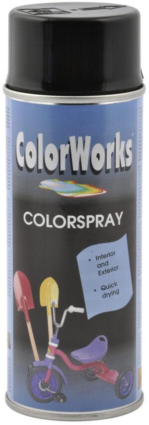 Aerosoolvärv Colorworks 400ml