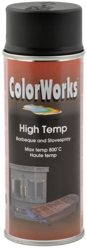 Aerosoolvärv Colorworks 400ml kuumuskindel