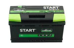 Aku Start Ultra 100Ah 840A 353x175x190mm-+
