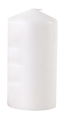 Küünal 8x15cm 68h valge