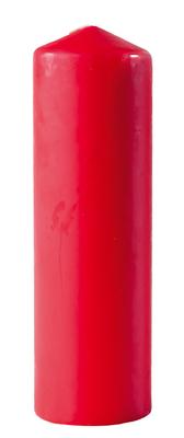 Küünal 8x25cm 105h punane