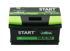 Aku Start Ultra 85Ah 750A 315x175x175mm -+
